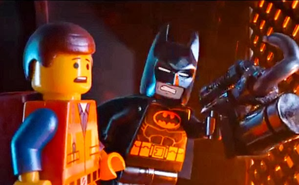 THE LEGO MOVIE: NUEVO TRAILER SUBTITULADO