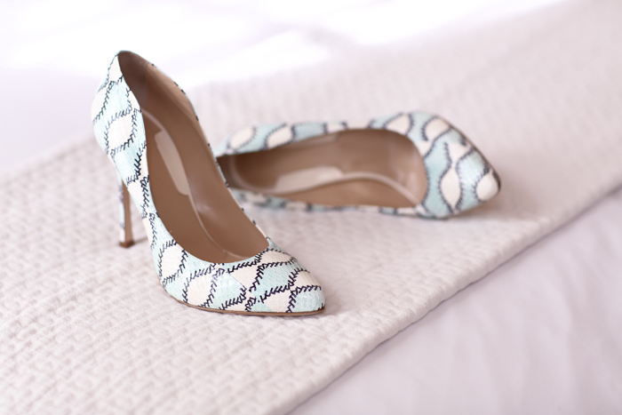 CHELSEA PARIS Ava pumps