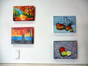 """Exposición: """"El punto artístico"""""""
