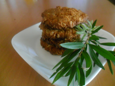 Anzac Biscuits for Australia Day