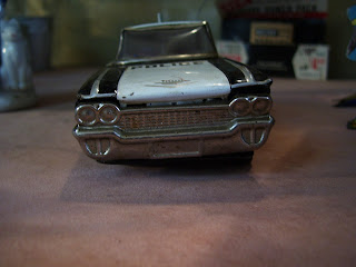 Estate Shop: Vintage Toy Badges and 1950's Cadillac Tin ...