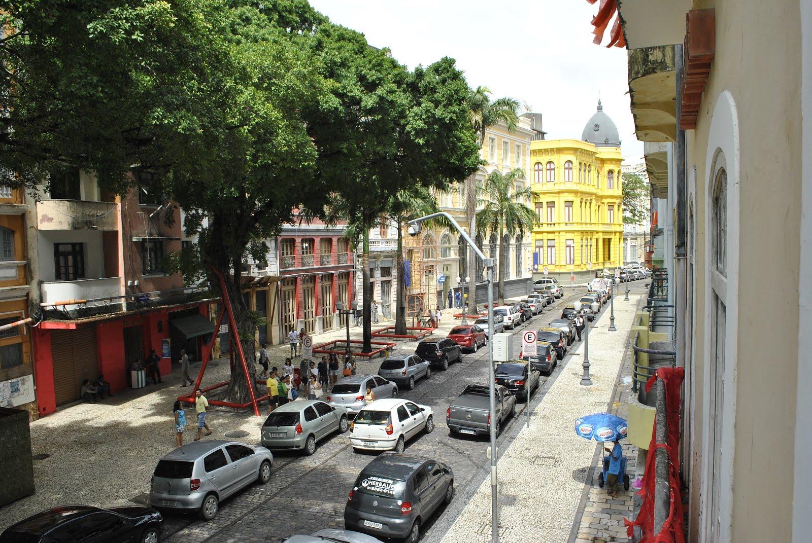 Rua do Bom Jesus, antiga Rua dos Judeus