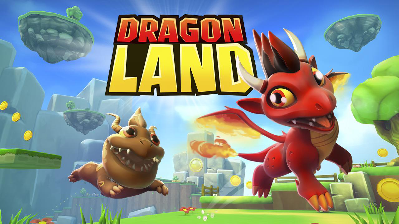 Dragon Land Gameplay IOS / Android