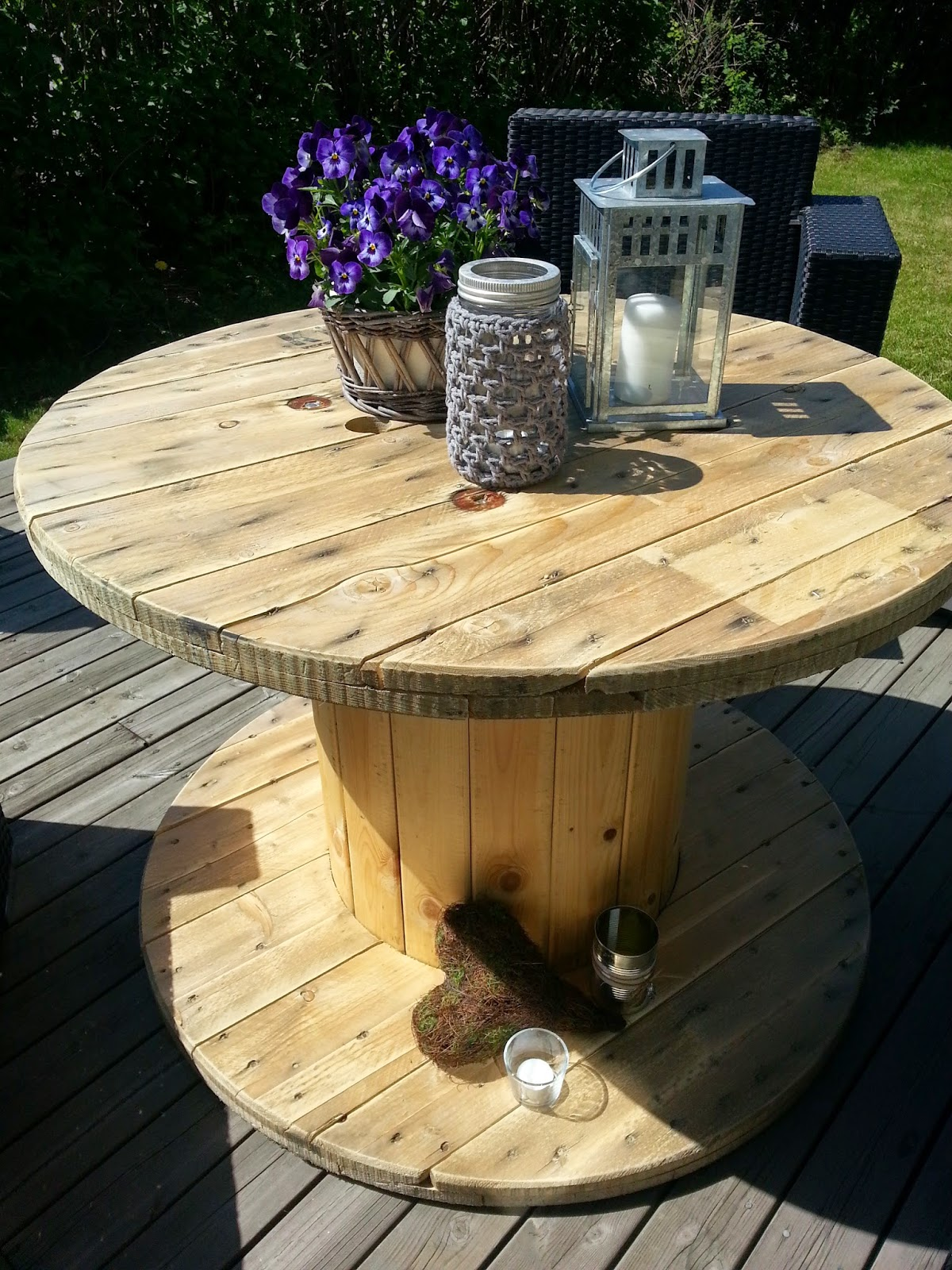 kabeltrommel bord