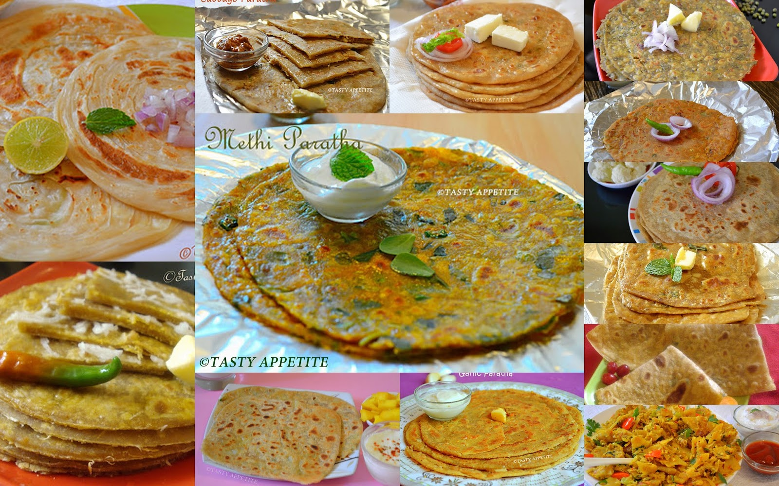 Paratha recipes 14 easy paratha recipes easy dinner recipes forumfinder