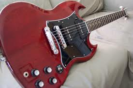 The Gibson SG
