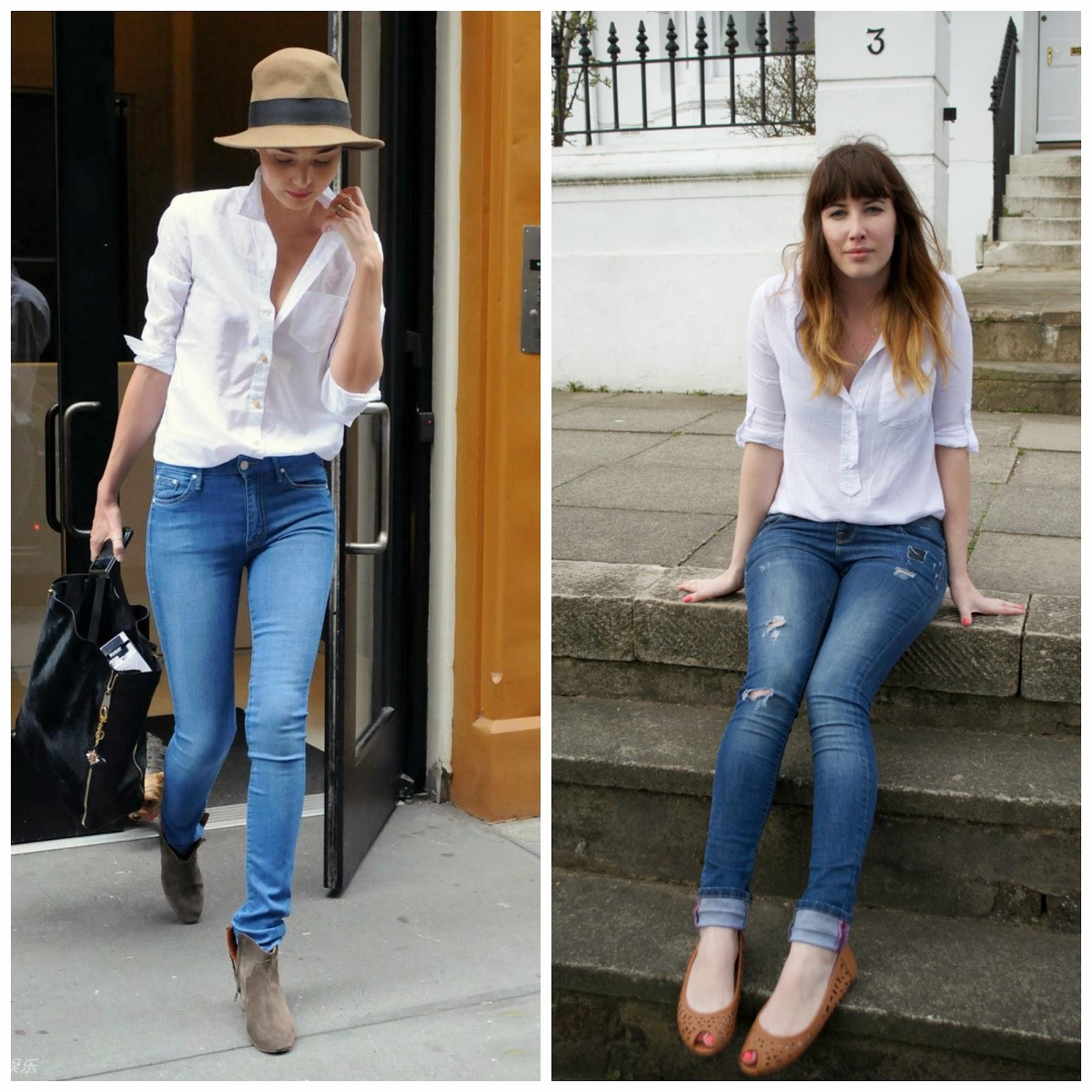 So style blog 5 formas de usar una blusa blanca