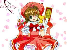 Cardcaptor Sakura Cartoon