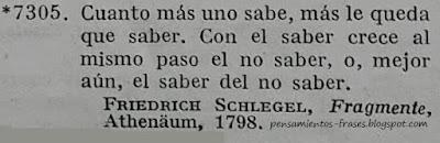 frases de Friedrich von Schlegel