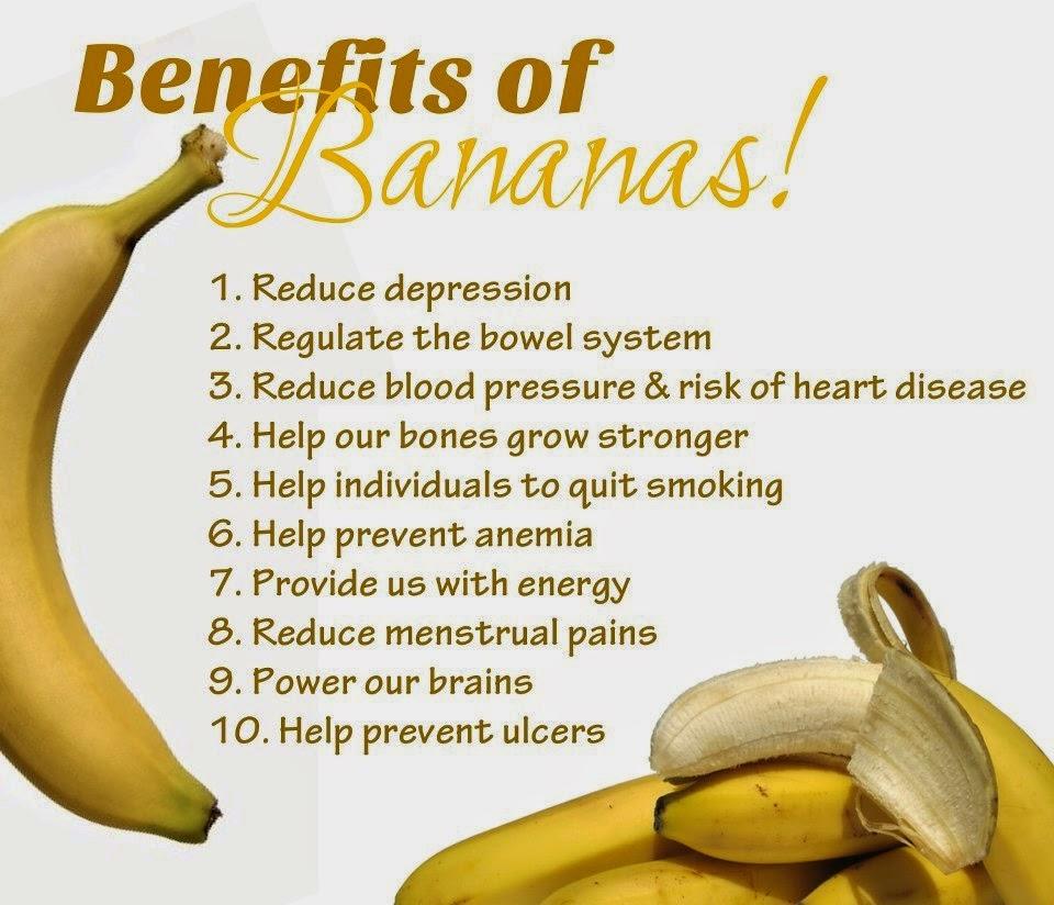 Manfaat Dan Fungsi Pisang Untuk Kesehatan