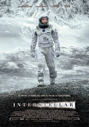 Poster Interstellar 2014