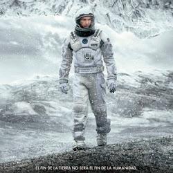 Poster Interstellar 2014