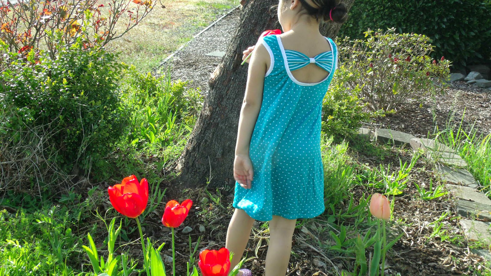 Summer Surprise Dress and Tunic from Sofilantjes by Keep Calm and Carrion