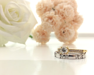 FURRERJACOT フラージャコー 婚約指輪 結婚指輪 鍛造 スイス 重ねづけ