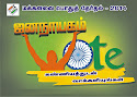 VOTE TO RIGHT CANDIDATE..IT IS YOUR RIGHT TO VOTE..