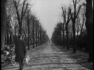 Final scene The Third Man 1949 Joseph Cotten Orson Welles