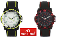 Buy Stylish Maxima Analog Wrist Watch For Men at Flat 59% Off Rs. 599 only at Flipkart.