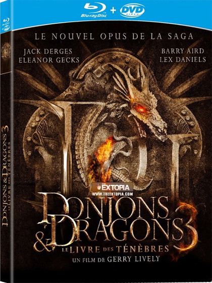 Dungeons & Dragons: The Book Of Vile Darkness 2012 Hindi Dubbed Dual Audio BRRip 300mb