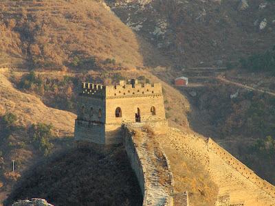 Великая Китайская стена. Фото 6