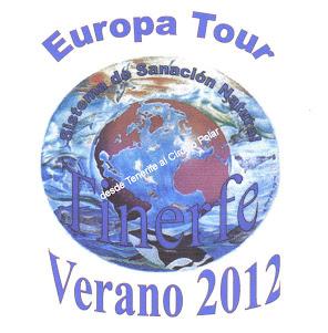 Europa Tour Verano 2012