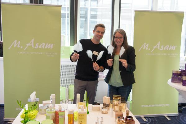 M. Asam - beautypress Blogger Event