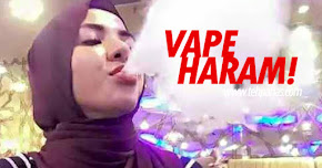 Thumbnail image for Vape & Rokok Elektronik Adalah Haram