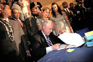 Governor Pat Quinn recently signed the Employment First Act.
