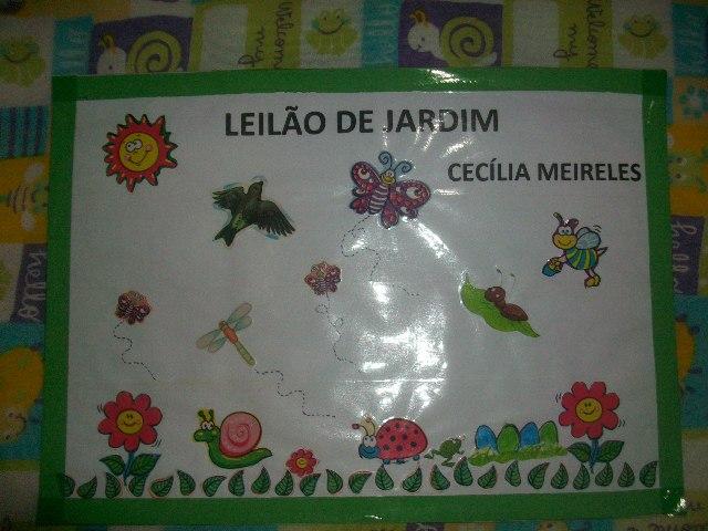 leilao de jardim quintal da cultura:MISTURA DE IDEIAS: Poesia: Leilão de Jardim (história em cenas)