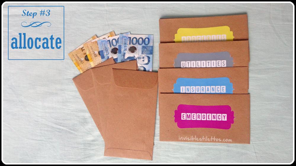Envelope Budgeting System