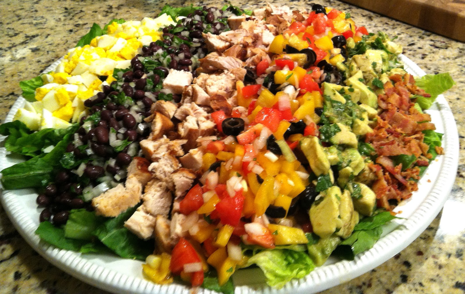 Southwestern Salad Recipes — Dishmaps