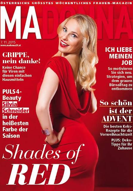 Actress @ Silvia Schneider - Madonna Austria, November 2015