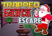 123Bee Trapped Santa Escape