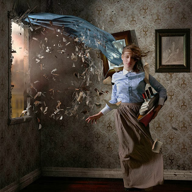 "©""Jamie Baldridge. Playing with Arsenic. Fotografía 