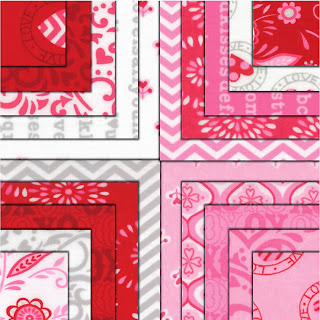 Moda SURROUND BY LOVE Quilt Fabric by Deb Strain