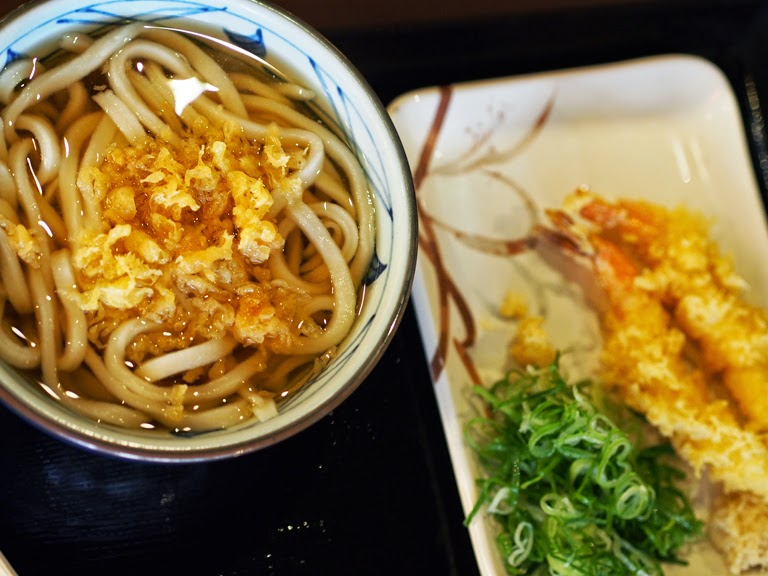 udon noodles tokyo