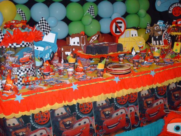 si buscas ideas para decorar fiestas infantiles