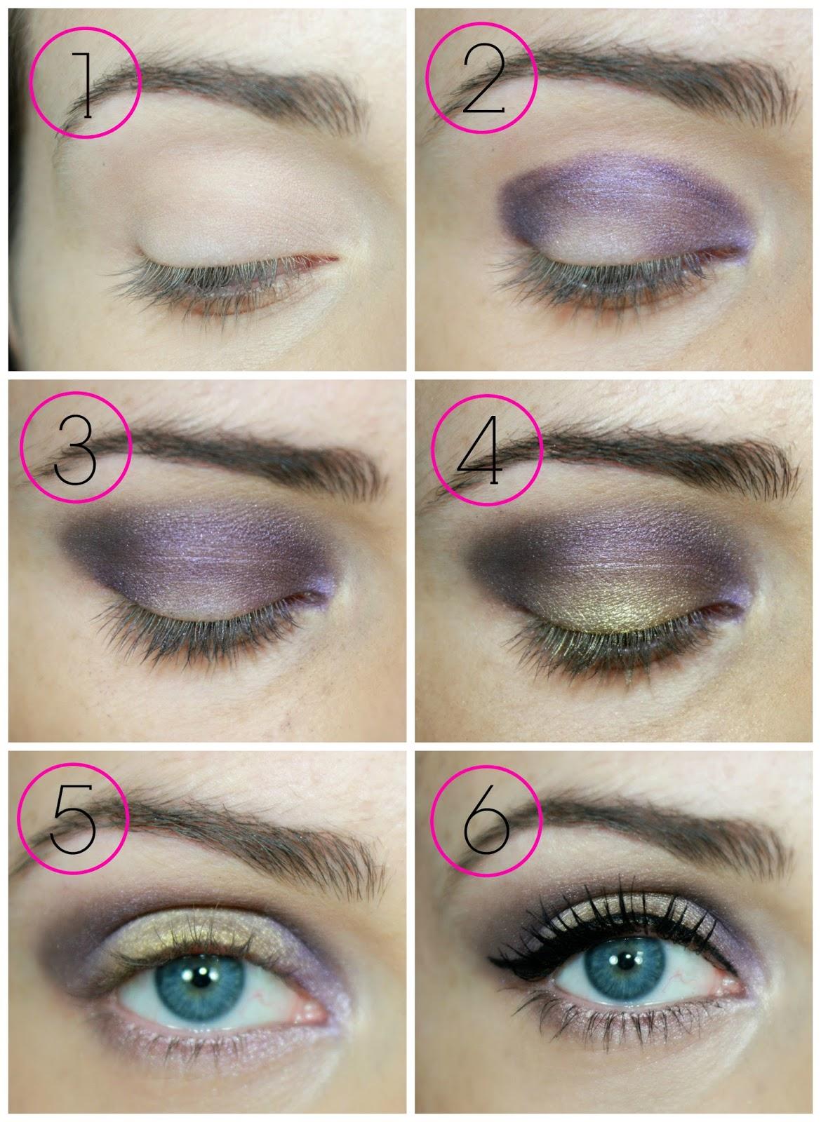 Tuto maquillage 4 couleurs - Tuto de maquillage ...