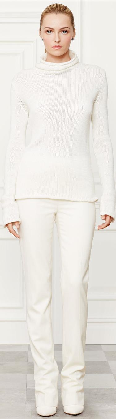 Ralph Lauren Fall 2014 Collection Bradford Pant