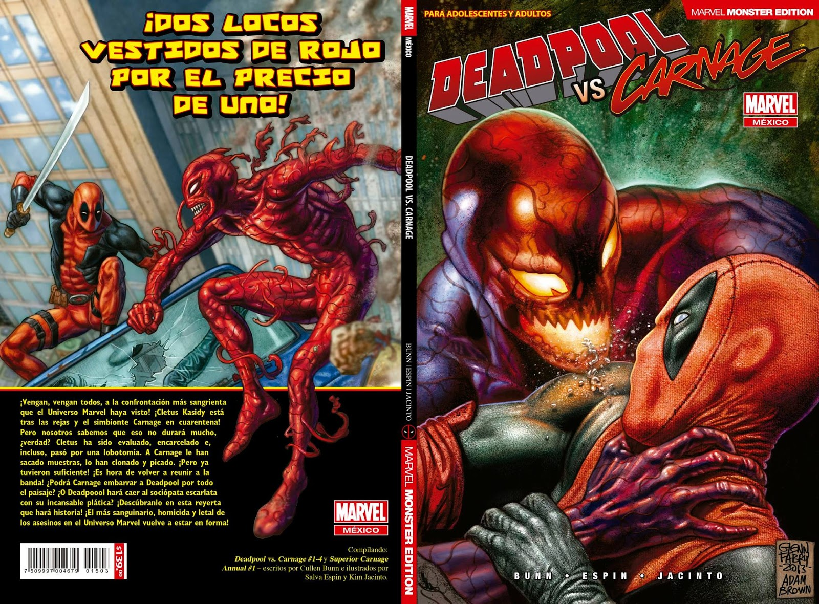 marvel comics mexico
