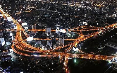 Бангкок дороги