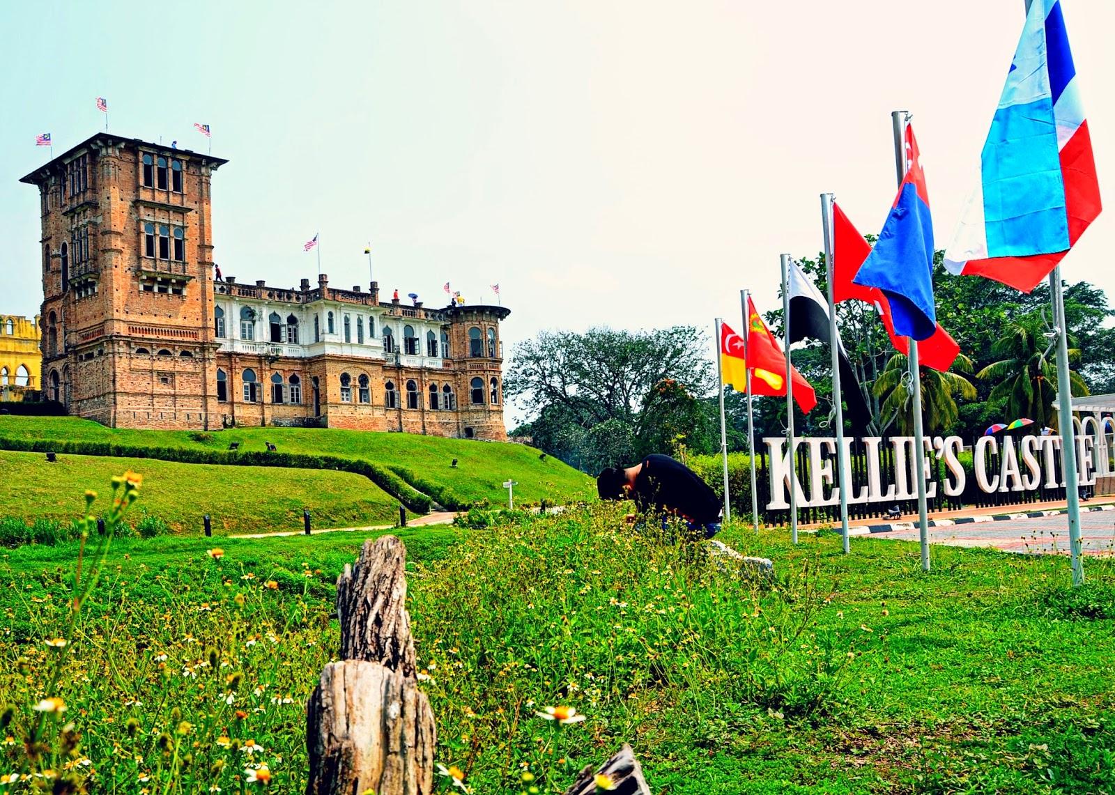 kellie's castle Kellie's castle malaysia, batu gajah 27k likes kellie's castle (sometimes also called kellie's folly) is located near batu gajah, and is about 20.