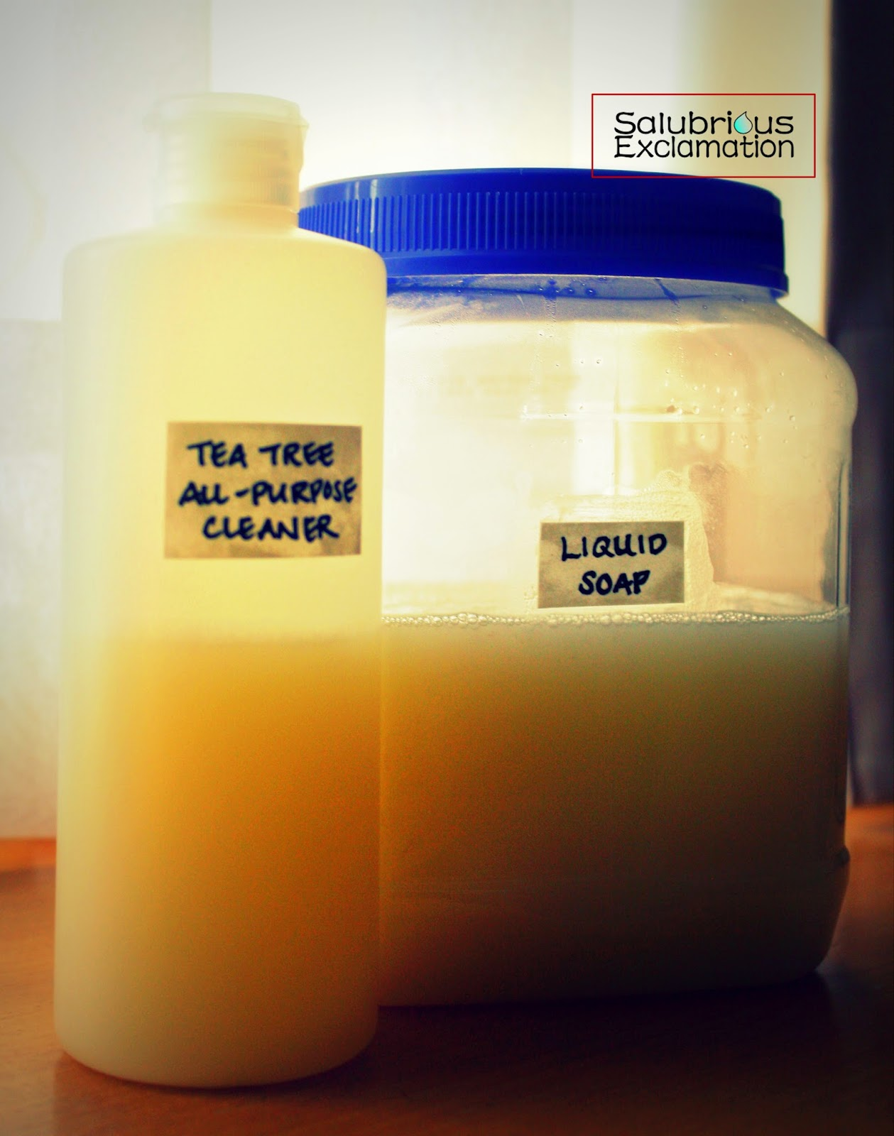 How to Make Natural Liquid Soap Out of Bar Soap