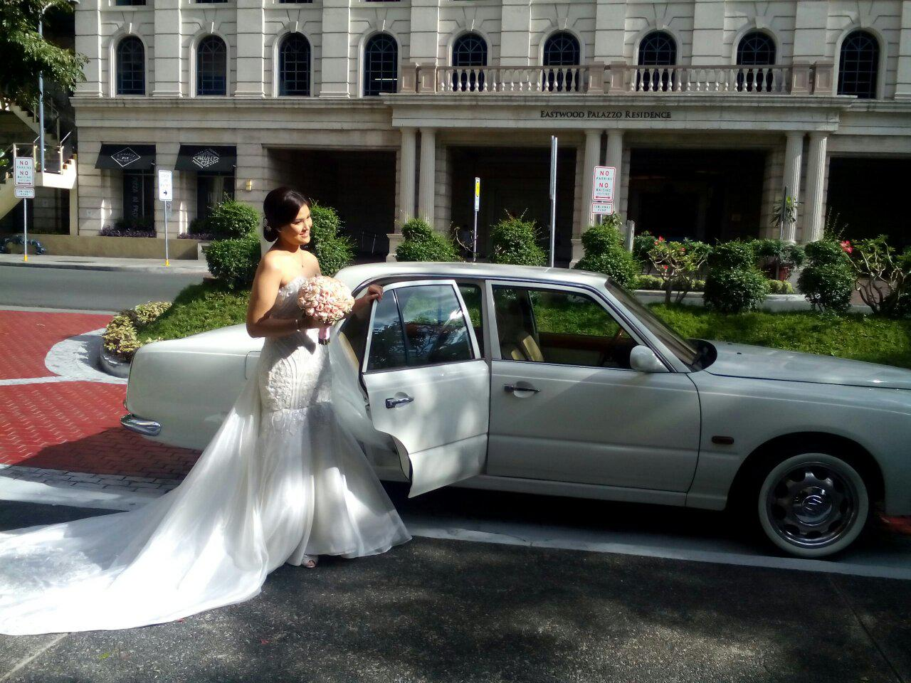 Aadverk Bridal Car Philippines