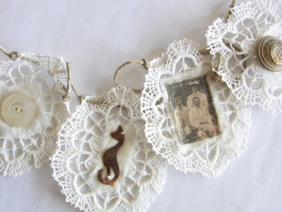 Top 10 shabby chic christmas decorations i heart shabby chic - Shabby chic christmas decorations to make ...