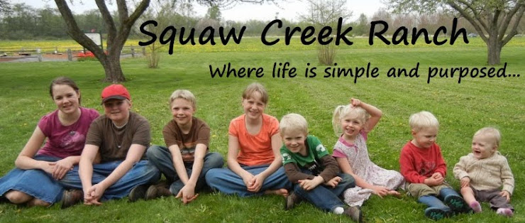Squaw Creek Ranch