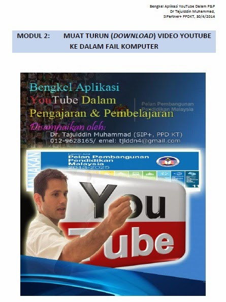 Kaedah Download Video YouTube Ke Komputer