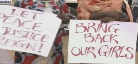 Nigerian Girls Kidnapped Sold