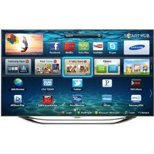 Samsung UN60ES8000 60 Inch 1080p 240 Hz 3D Slim LED HDTV