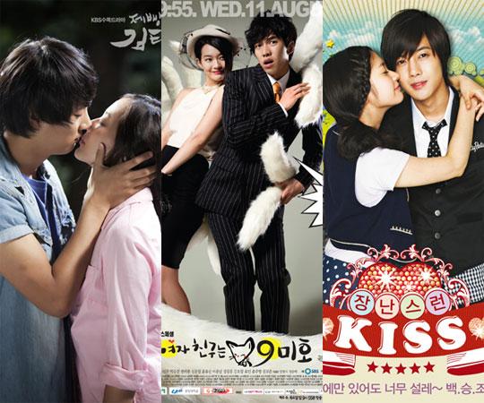 naughty kiss drama korea pas banget dengan foto naughty kiss drama