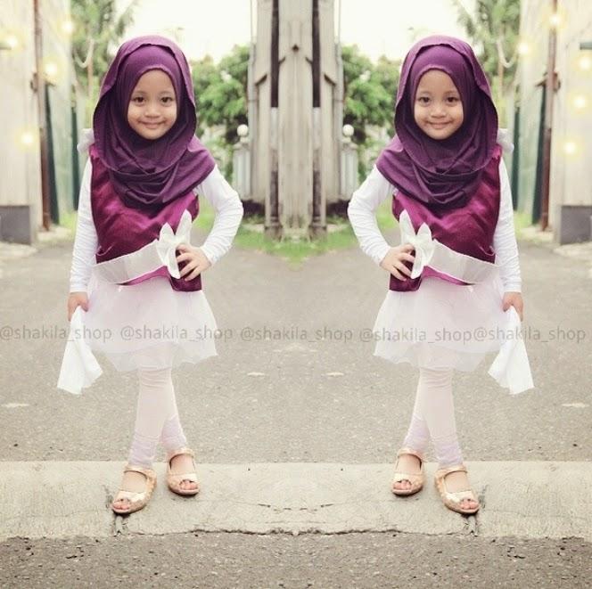 Hijab trendy dan modis
